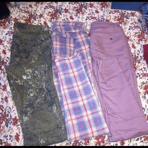 Fire Los Angeles Pants - Skinny pants bundle