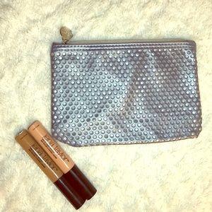 Ipsy bag & 2 Jena Taylor Liquid Lipsticks