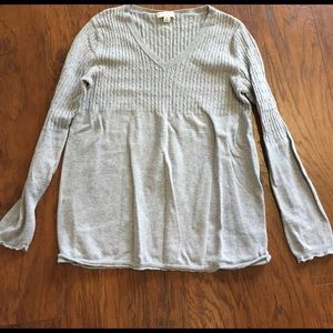 Liz Lange for Target Sweaters - Liz Lange Maternity Grey Sweater Size XL