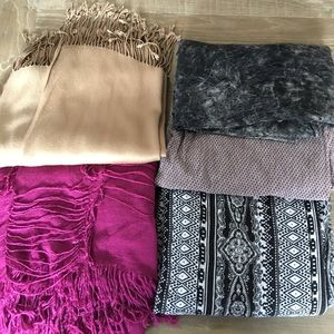 American Apparel Accessories - Scarves LOT or single purchase