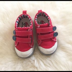 See Kai Run Other - See Kai Run Red Baby Sneakers Size 5