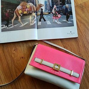 kate spade Handbags - Kate Spade beautiful Cross-body!