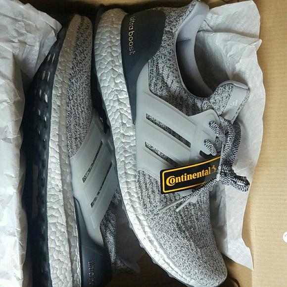 ee611c2f88c56 Adidas Ultraboost Silver