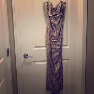 "Nicole Miller - Size 8, ""Such a Sweetheart"" gown"