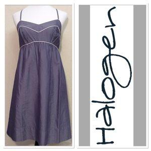 Halogen Dresses & Skirts - S HALOGEN periwinkle sundress