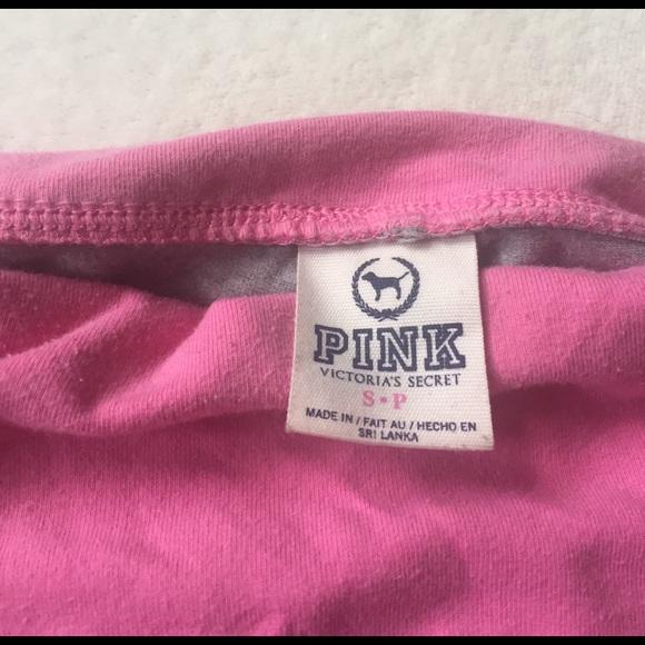 PINK Victoria's Secret Pants - super cute VS pink yoga pants size S