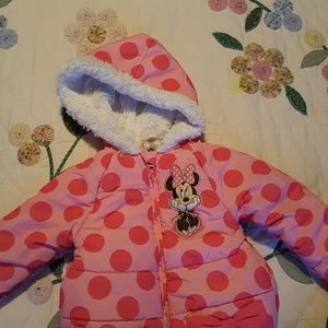 Disney Other - Minnie mouse coat