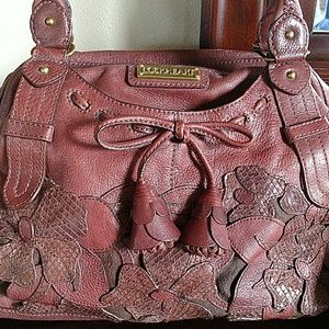 Patricia Nash Handbags - Beautiful LEATHER LOCKHEART purse. Boho