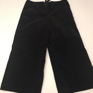 Bisou Bisou Pants - Velvet Gaucho Pants