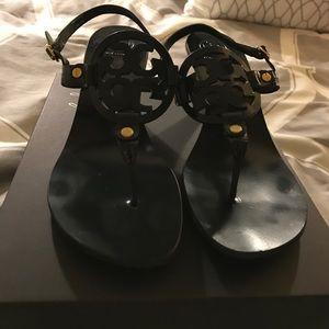 Tory Burch Shoes - New Tory Burch Miller Sandal Heels