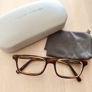 Warby Parker Accessories - Crane Resin Frames in Sugar Maple