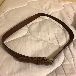 Other - DONATING 7/1 Boy's Brown Leather Belt
