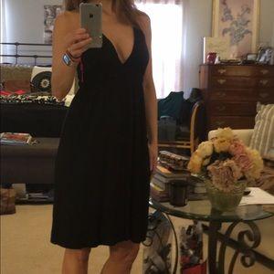 AKIRA Dresses & Skirts - Akira Chicago deep v sun dress