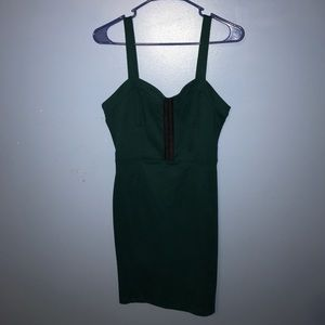 Dresses & Skirts - Dark green dress