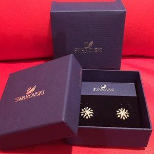 Swarovski Jewelry - Swarovski earrings ✨