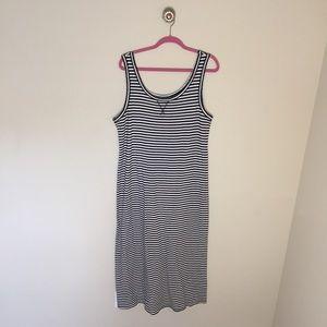 LOFT Dresses & Skirts - Ann Taylor LOFT Maxi Dress Size XXL