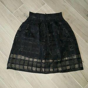 ROMWE Dresses & Skirts - Black skirt