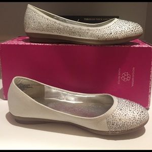 Candie's Other - NWT 💕💗Girls flats