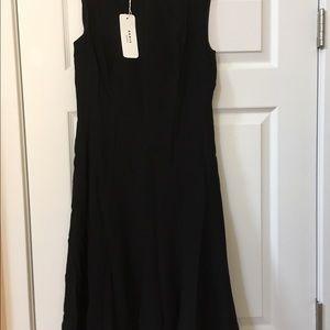 Akris Dresses & Skirts - A-K-R-I-S punto black dress