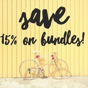 Accessories - Save 15% on Bundles