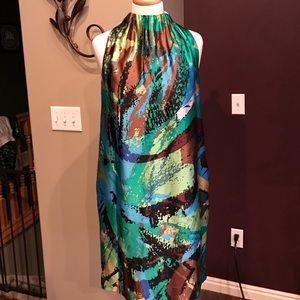 Taylor Dresses & Skirts - Taylor sleeveless silk dress