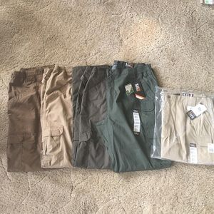 5.11 Tactical Other - Bundle of 5!!! 511 Tactical Pants