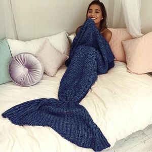 Other - Mermaid blanket. Never used! Accidentally got two