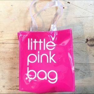 Bloomingdale's Handbags - Bloomingdales Little Pink Bag