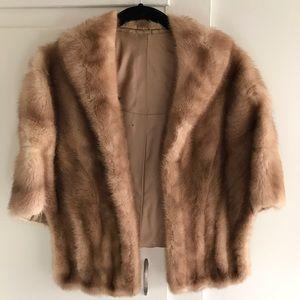 Jackets & Blazers - Vintage Fox Fur Stole