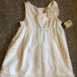 Cherokee Other - Kids White Dress