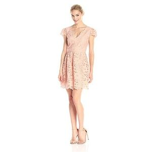 ERIN by Erin Fetherston Dresses & Skirts - MORE RDUCED NWT Erin Fetherston lace dress, peach