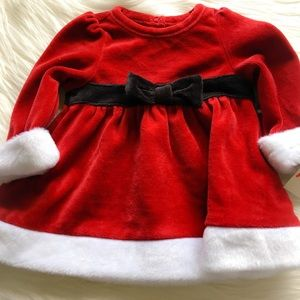 Cat & Jack Other - Baby Cat & Jack Christmas Newborn Dress