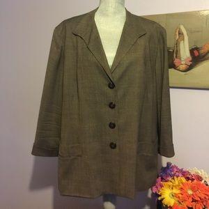 Jones New York Jackets & Blazers - Jones New York Plus Size Blazer