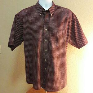 Van Heusen Other - ❤ VanHeusen wrinkle free stain shield casual shirt