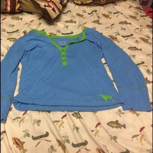 Victoria's Secret sleeping shirt!