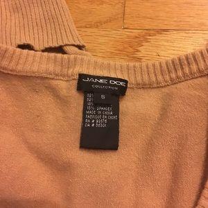 jane doe Sweaters - Jane Doe v neck sweater five 5$ items for $13