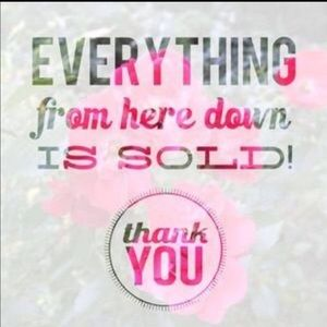 Accessories - Sold