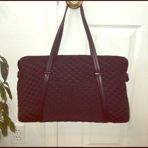 Elliott Lucca Handbags - Elliott Lucca. Black Travel Bag! Brand New!