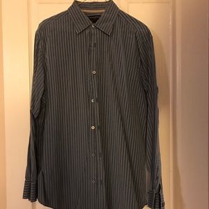 Banana Republic Other - Make an offer! 💥 BR Striped Button Up