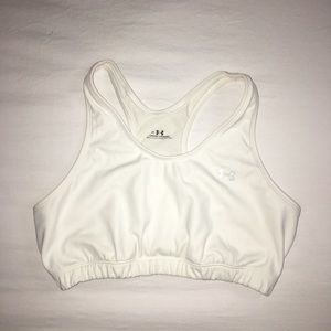 Under Armour Other - White under amour sport bra