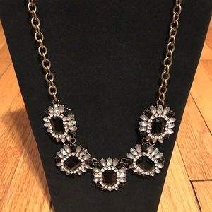 Cara Couture Jewelry - Cara stone statement necklace
