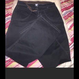 Kuhl Pants - Famed Kuhl Black Utility Pants