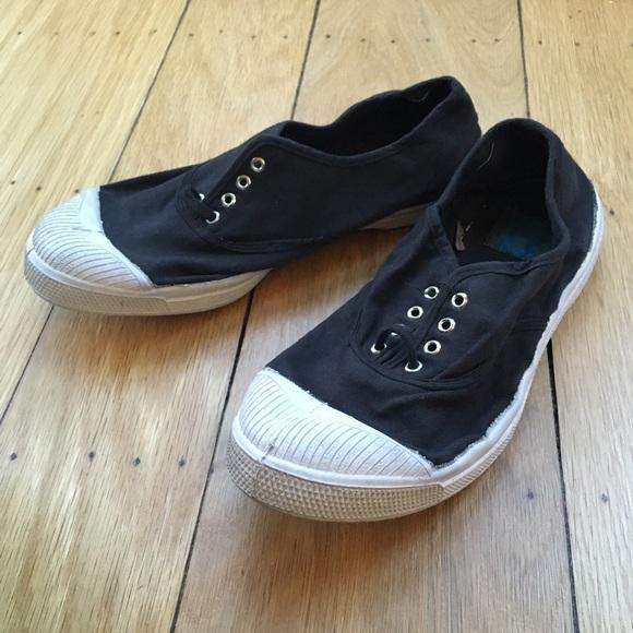 Bensimon Shoes   Bensimon French Canvas