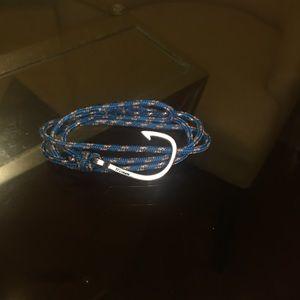 Miansai Jewelry - Miansai Bracelet. Hook on Rope- Silver