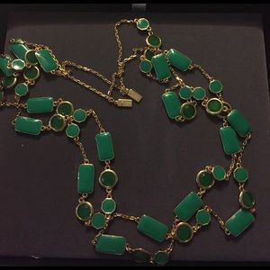 Two Kate Spade Necklaces