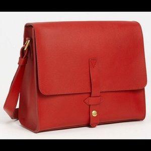 Nordstrom Handbags - Red leather Crossbody bag by iiibeca