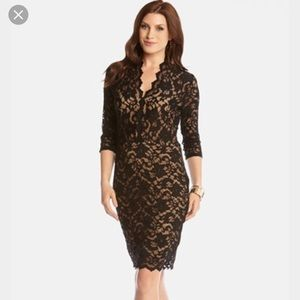 Karen Kane Dresses & Skirts - NWT Karen Kane lace cocktail dress size medium