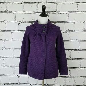 LOFT Sweaters - LOFT Button Neck Sweater!