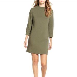 Leith Dresses & Skirts - Olive Green Spring Dress