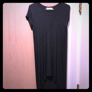 joah brown Dresses & Skirts - Joah Brown Asymmetrical cut casual dress